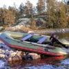 Надувная лодка Боцман