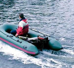Лодка Флинт 360