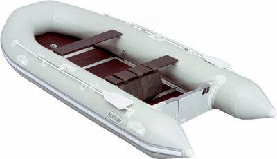 Лодка пвх John Silver Корсар 330 E