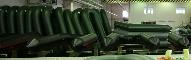 Производство лодок Корсар