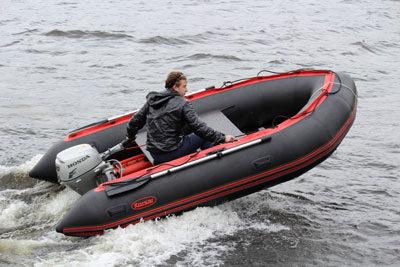 Лодка пвх Командор 380 Про