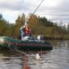 Лодка Корсар Комбат 280