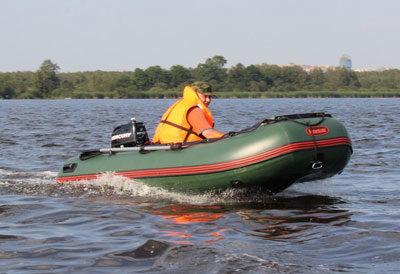 Лодка Корсар Комбат 335