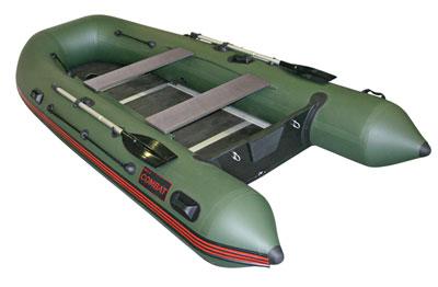 Лодка Корсар Комбат 360