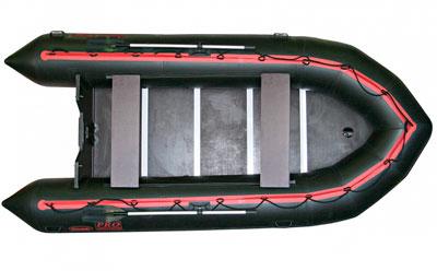 Лодка пвх Командор 430 Про